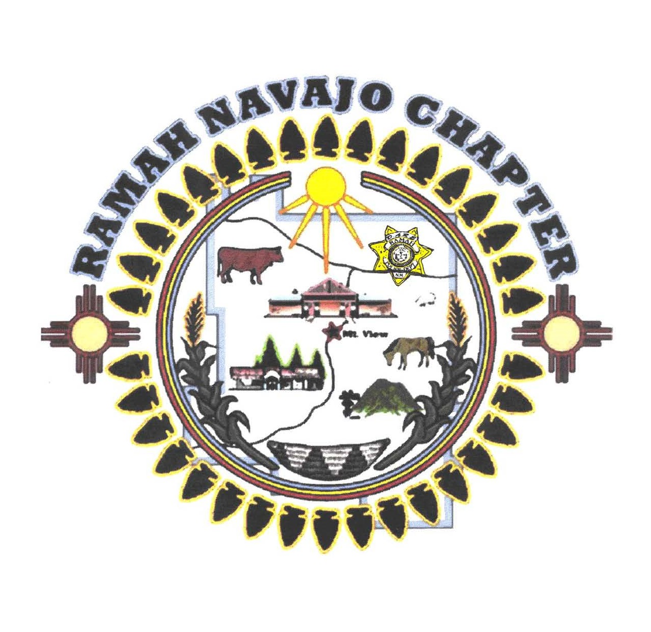 Ramah Navajo Chapter P.L. 93-638